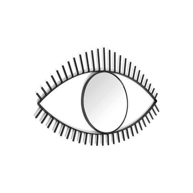 Desen Dekor Eyes Ayna - Büyük
