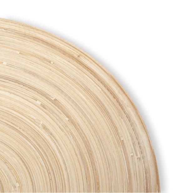 Q-Art Bambu Dekoratif Tabak