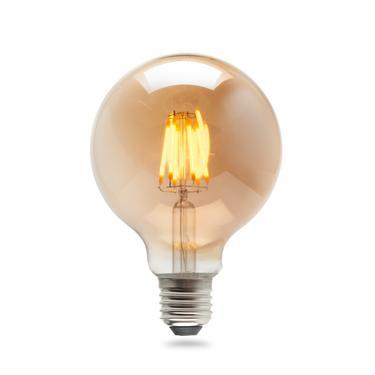 Heka G95 4 Watt Gün Işığı Rustik Ampul