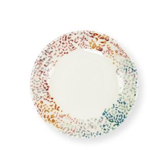 Tulu Porselen Leocolor Çukur Tabak - 19 cm