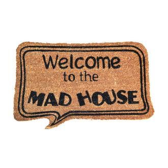Giz HomeBej Mad House Kapı Paspası - 40x60 cm