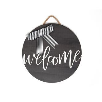 K Dekorasyon Welcome Kapı Süsü