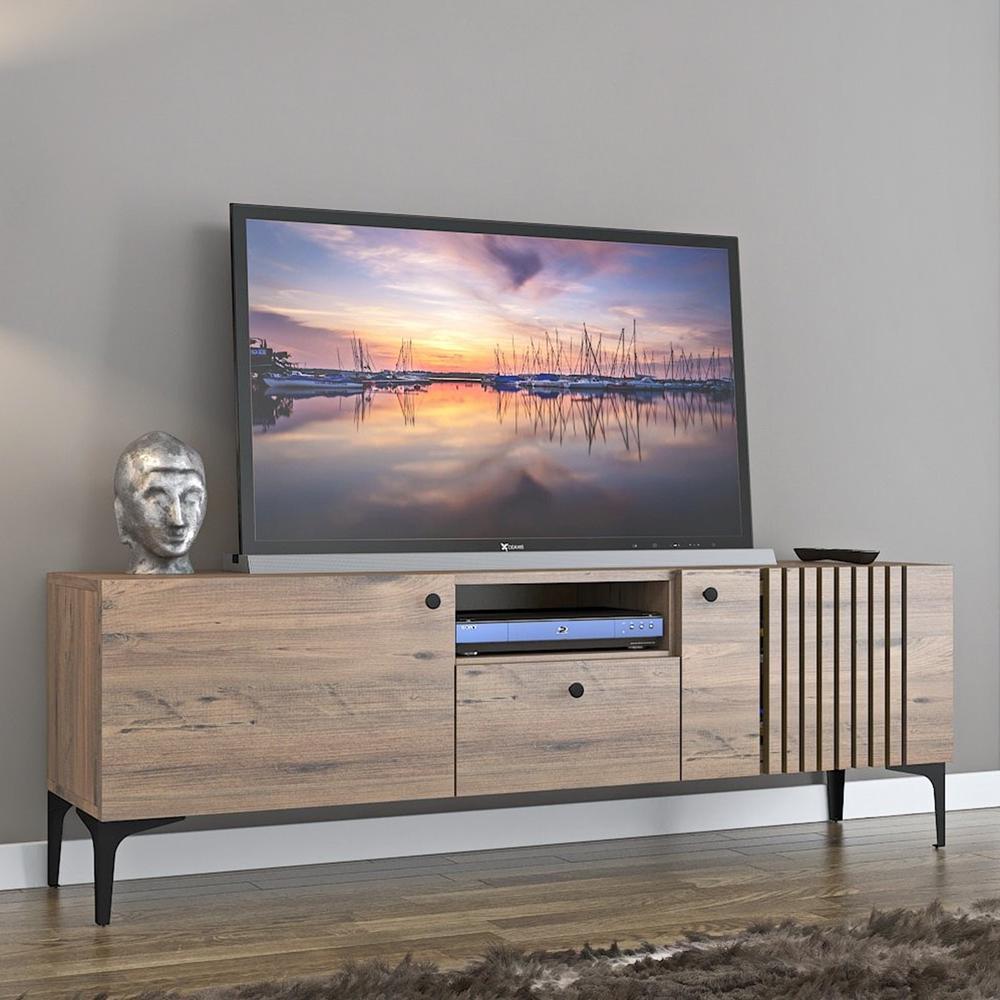 Just Home Elit Tv Ünitesi - Atlantik Çam