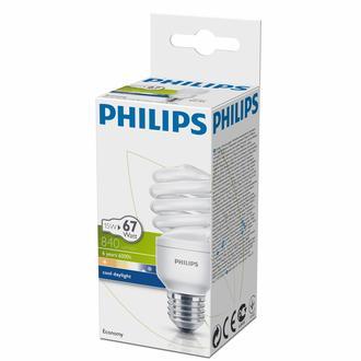 Philips Burgu Economy 15W E27 Beyaz Işık Ampul