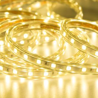 Petrix Bsa Led Şerit 5M Su Geçirmez - 3000K Sarı Işık