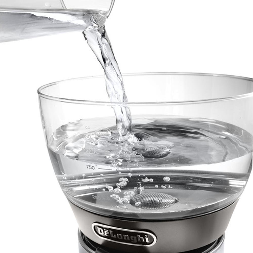 Delonghi ICM17210 Filtre Kahve Makinesi - Gri / 1800 Watt
