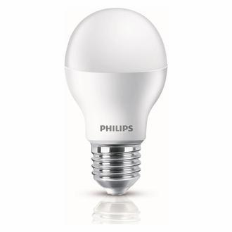 Philips A60 Ledbulb 9-60W E27 2700K Sarı Işık2'Li Ekopaket Ampul