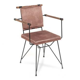 Akın Lüx Penyez Sandalye - Kahverengi