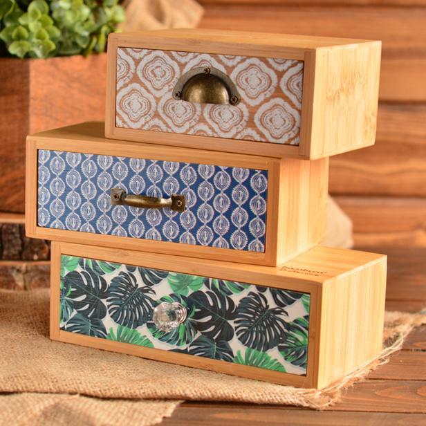 Bambum Cassetto Takı Çekmecesi