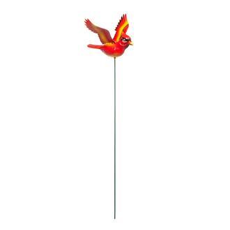 Yaprak Kuş -13038 Dekoratif Bahçe ve Saksı Süsü