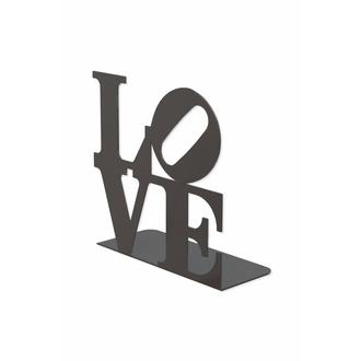 M&C Concept Love Metal Kitap Desteği - Siyah