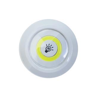 General Home Yuvarlak Beyaz Basmatik Işık - Asorti