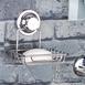 Metalife Vakumlu Katı Sabunluk - Krom