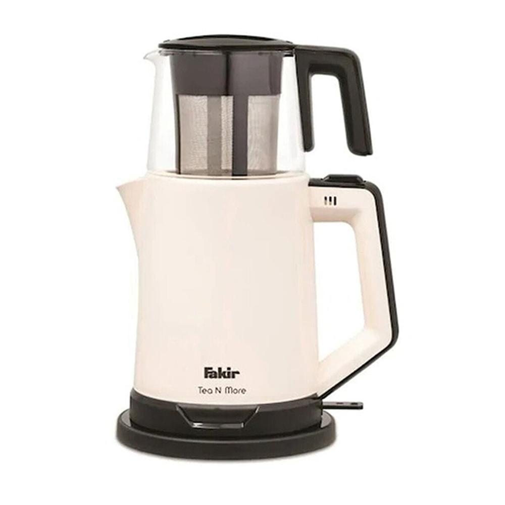 Fakir Tea N More Çay Makinesi - Krem