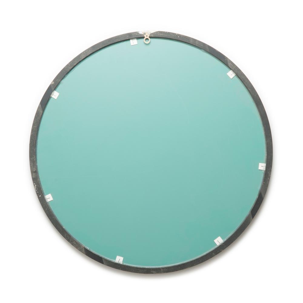 Q-Art Ahşap Varaklı Ayna 60 cm