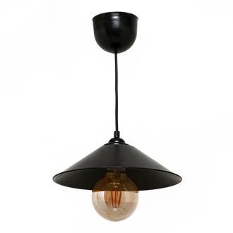Safir Light Letoon Plastik Sarkıt - Siyah