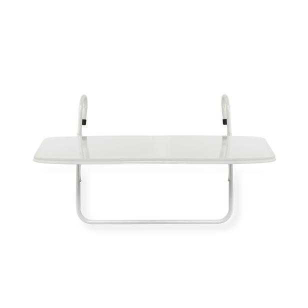Leva Katlanır Balkon Masası - 45x85 cm