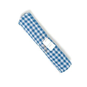 Nuvomon Sofra Bezi 170x170 cm - Mavi