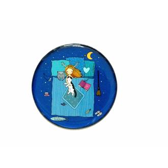 Myros Aşk Magnet - Renkli - 6,7 cm