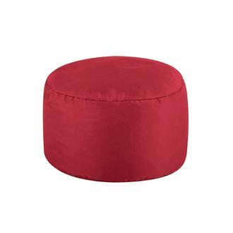 Armutpark Round Seat Puf Minder - (Kırmızı)