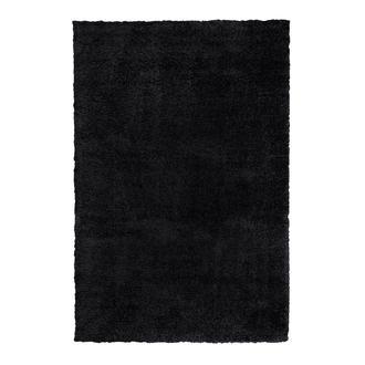 Payidar Shaggy Halı - Siyah - 160x230 cm