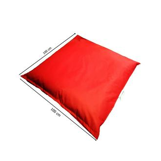 Armutpark Beach Minder (Kırmızı) - 100X100 cm