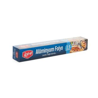 Roll-Up Alüminyum Folyo - 15 mt
