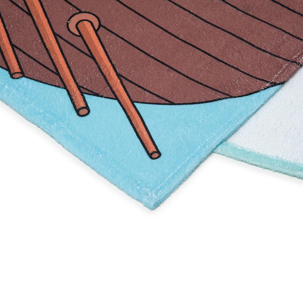 Hobby Kral Şakir V2 Plaj Havlu - 70x140 cm