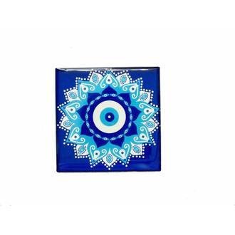 Myros Çini Magnet - Renkli - 6,7 cm