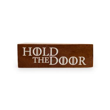 Hold The Door Kapı Stoperi - Asorti