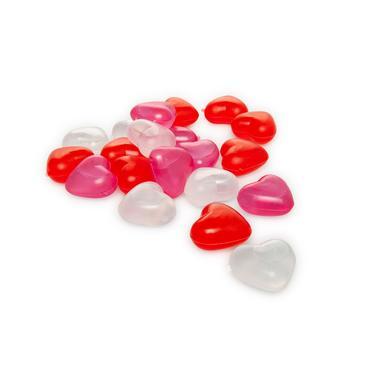 Leva House 20'li Kalp Renkli Buz Küpleri