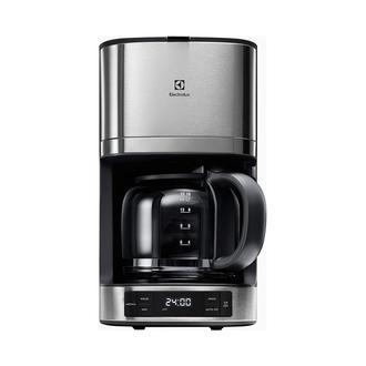 Electrolux EKF7700 Aroma ve Zaman Ayarlı Filtre Kahve Makinesi - Gri / 1150 Watt