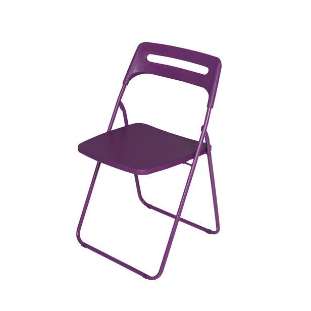 Adore Handy Mate Ready Katlanır Sandalye - Mor
