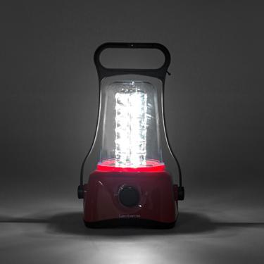 24 Smd Ledlı Şarjlı Kamp Feneri Kırmızı