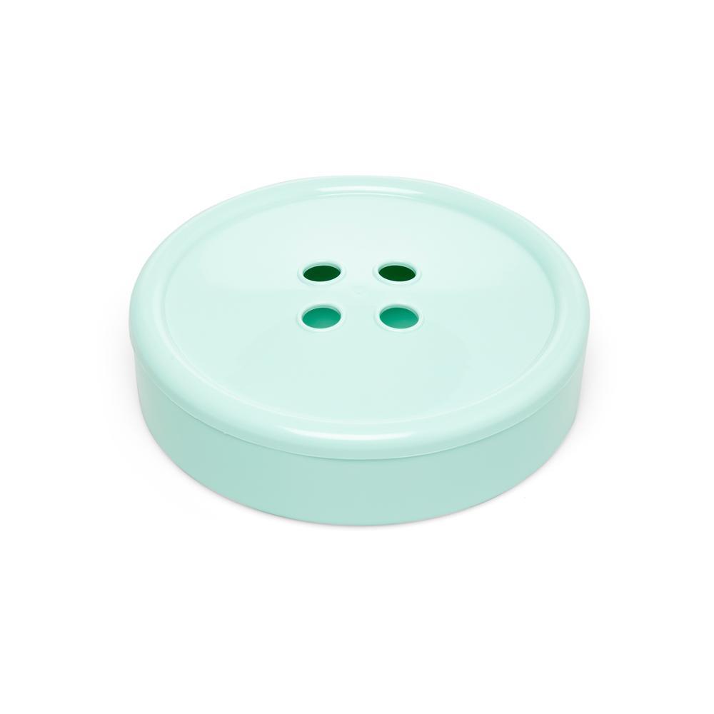 Emka Düğme Tasarımlı Dikiş Kutusu - Asorti