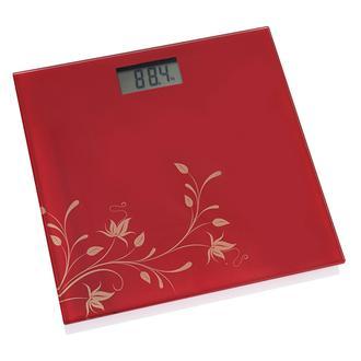 Goldmaster GM7175R Slim Fit Dijital Cam Baskül - Kırmızı / 180 kg