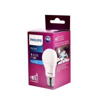 Philips Ledbulb 5-40W E27 6500K Beyaz Işık Ampul