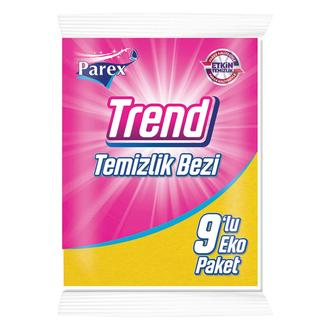 Parex Trend Temizlik Bezi - 9'lu