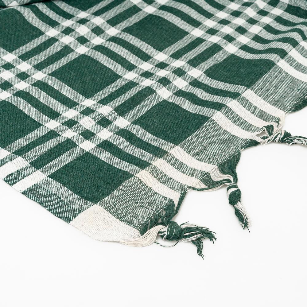 Nuvomon Sofra Bezi Yeşil - 170x170 cm