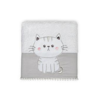 Nuvomon Kitty Çocuk Havlusu 50x70 cm