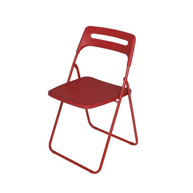 Adore Handy Mate Ready Katlanır Sandalye - Kırmızı