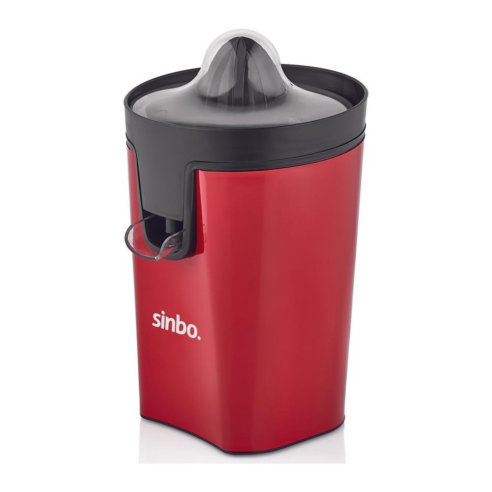 Sinbo SJ-3145 Narenciye Sıkacağı - Kırmızı / 30 Watt