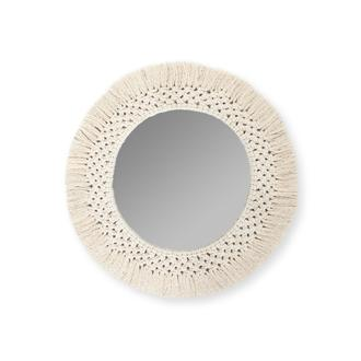 Q-Art Makrome Handmade Ayna