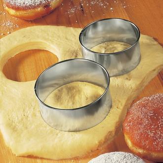 Zenker 2'li Donut Kalıbı