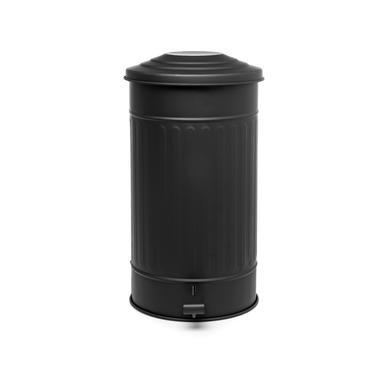 The Mia Mutfak Çöp Kovası 30 Lt - Siyah