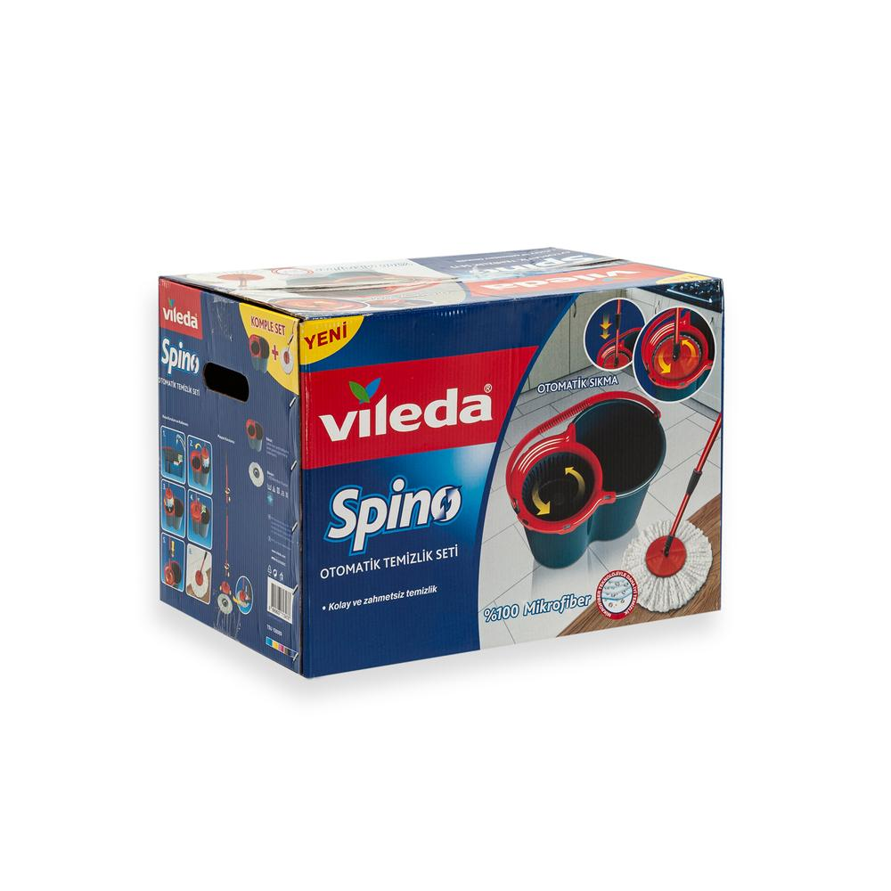 Vileda Spino System Sıkmalı Temizlik Seti