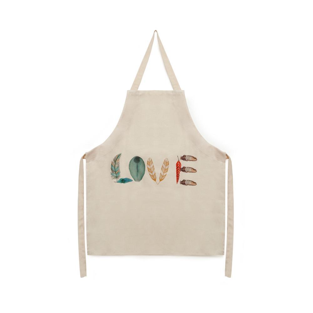Serussa Love Mutfak Önlüğü