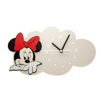 Q-Art Minnie Çocuk Odası Saati