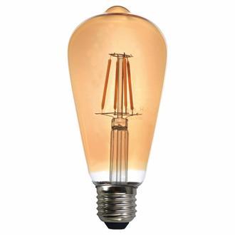 Heka St64 6W Bal E27 2500K Gün Işığı Ampul