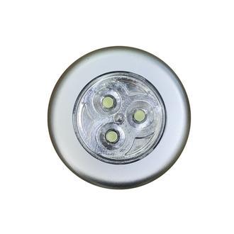 General Home Yuvarlak Basmatik Işık - Gri